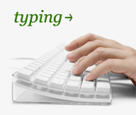 Hebrew Typing