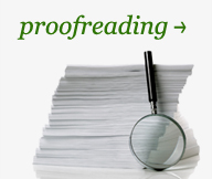 Hebrew Proofreading